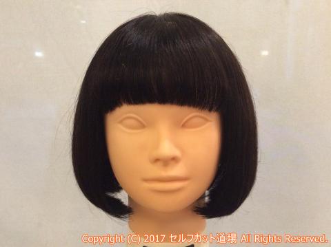 前髪の長さの設定は眉毛と目の間が可愛いという人もいますし、眉毛がギリギリ隠れるくらい、又は眉毛が全部見える長さが可愛いという人もいます!子供に合ったベスト